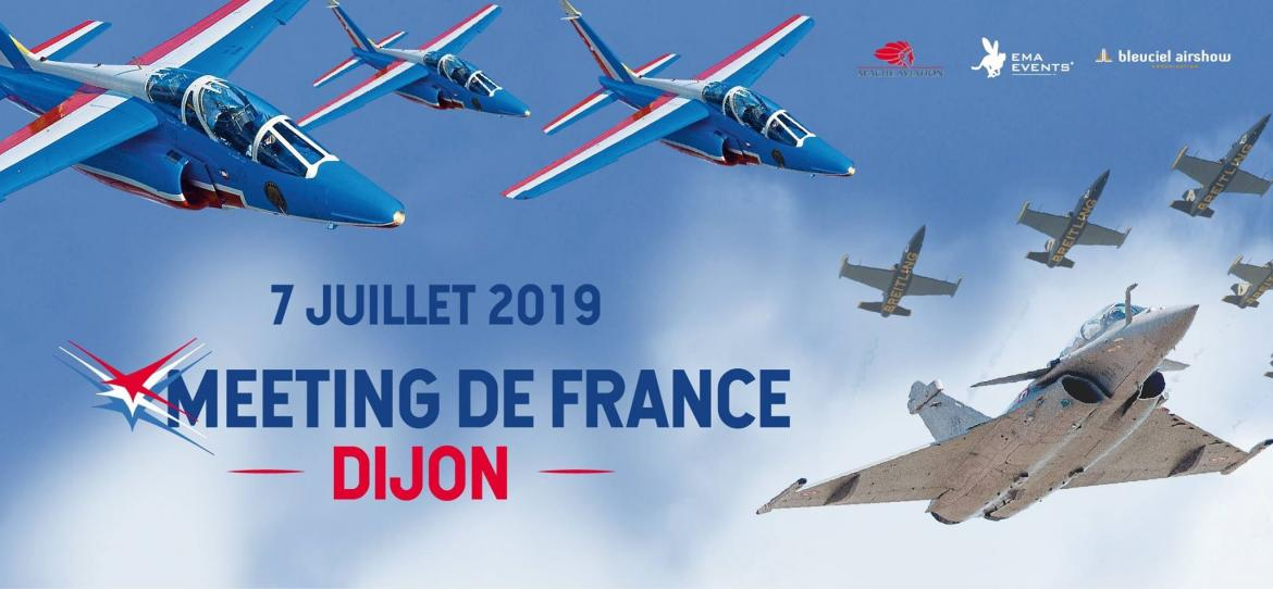 Meeting de France : Dijon 7 juillet 2019