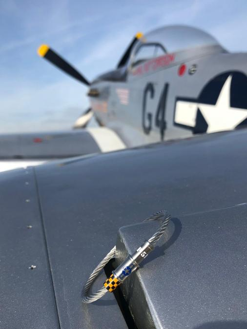Bracelet MACH 2 Edition MUSTANG P-51