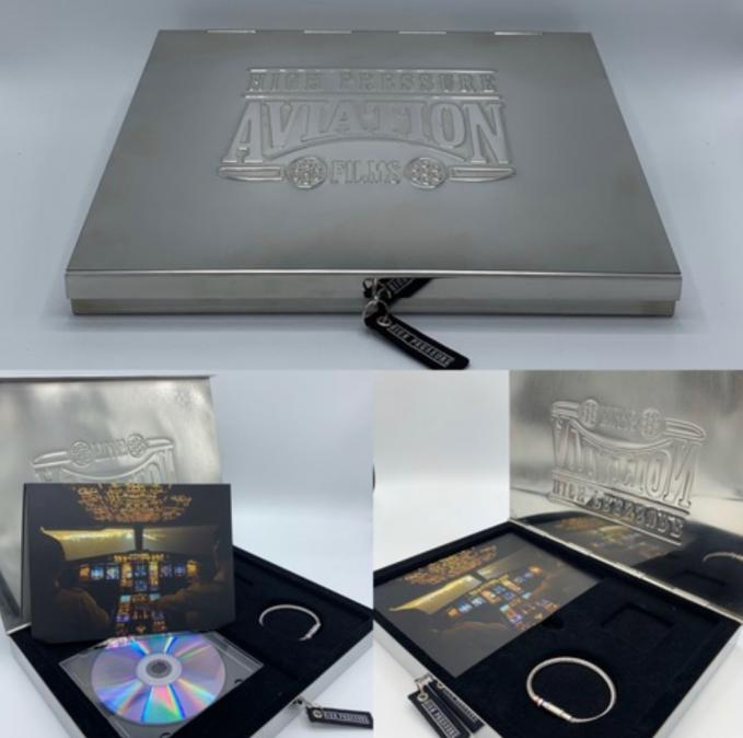 High Pressure Aviation Films coffret collector réalisé par Aéro-Design
