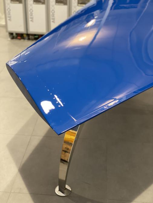 Work in progress: le Winglet A340 Air Tahiti Nui montage...