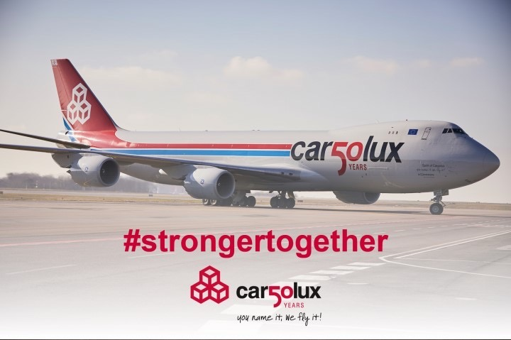 Stronger together Cargolux 👍🏻