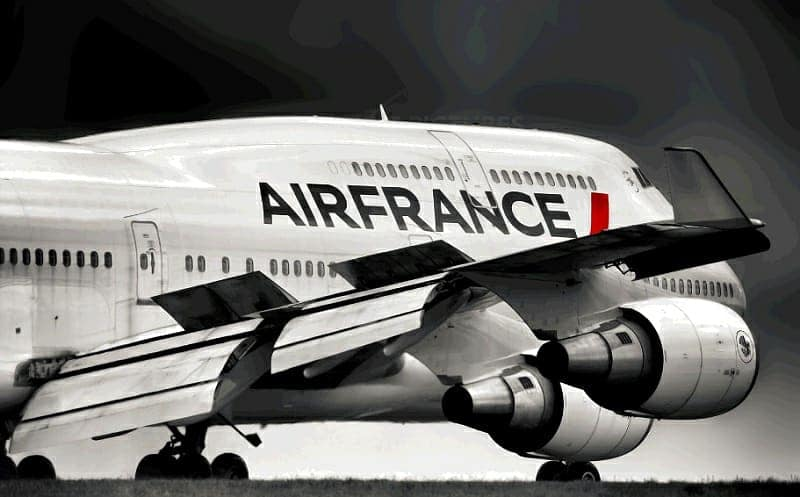 Queen of the Sky 🇫🇷Air France✈️
