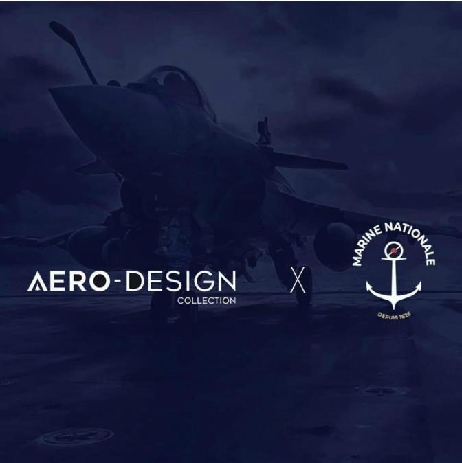 C'est officiel: Aéro-Design embarque avec la Marine nationale ⚓️